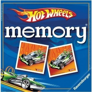 Memory: Hot Wheels mini