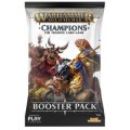 Warhammer Age of Sigmar: Champions - booster