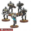Enforcers Strike Team (5 figurek)