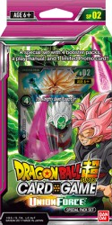 Dragon Ball Super Card Game: Union Force Special Pack Set