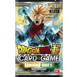 Dragon Ball Super Card Game: Union Force booster