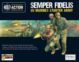 US Marines Starter Army