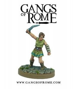 Gangs of Rome: Fighter Sextus