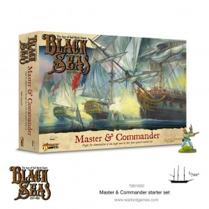 Black Seas: Master & Commander Starter