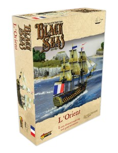 Black Seas: L'Orient