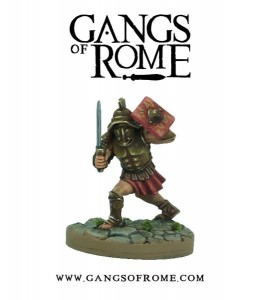 Gangs of Rome: Gladiator Ally