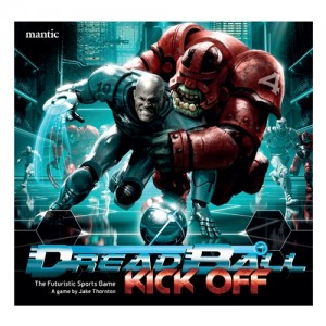 DreadBall - The Futuristic Sports Game: Kickoff