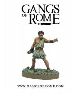 Gangs of Rome: Fighter Quintus