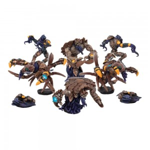 DreadBall - Kalimarin Ancients Nameless Team Booster 8 Players
