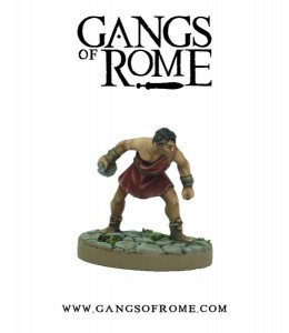 Gangs of Rome: Fighter Secundus