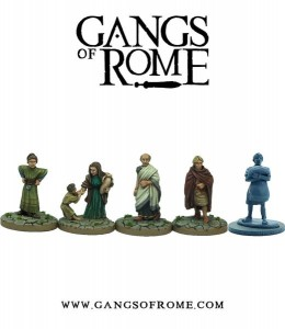Gangs of Rome: Mob Secundus