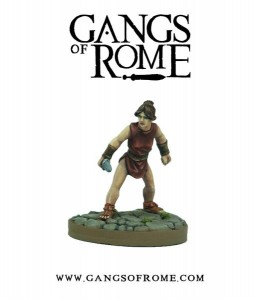 Gangs of Rome: Fighter Septimus