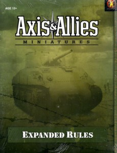 Axis & Allies Miniatures: Expanded Rules