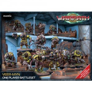 Veer-myn One Player Battle Set (25 figurek)