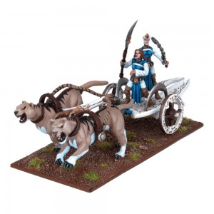 Basilean Panther Chariot (1 figurka)