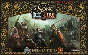 A Song of Ice & Fire: Stark vs Lannister