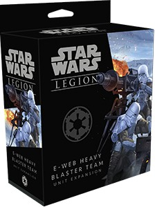 Star Wars: Legion - E-Web Heavy Blaster Team