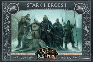 A Song of Ice & Fire: Stark Heroes #1