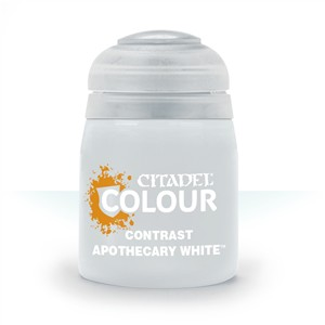 Contrast: Apothecary White 18ml