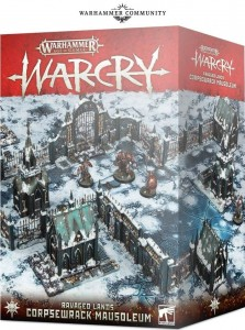 Warcry: Ravaged Land - Corpsewrack Mausoleum