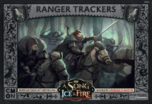 A Song of Ice & Fire: Night's Watch Ranger Trackers