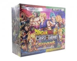 Dragon Ball Super Card Game: Assault of the Saiyans Booster Box