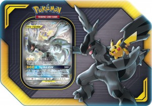 Pokemon: Tag Team Tin - Pikachu & Zekrom GX