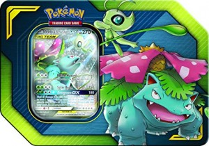 Pokemon: Tag Team Tin - Celebi & Venusaur GX
