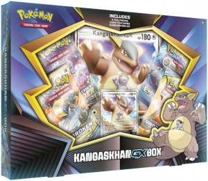 Pokemon: Kangaskhan-GX Box