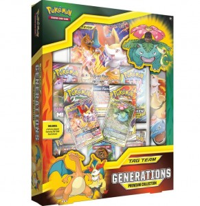 Pokémon TCG: TAG TEAM Generations Premium Collection