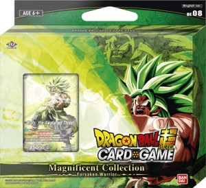 DRAGON BALL SUPER CARD GAME Magnificent Collection-Forsaken Warrior