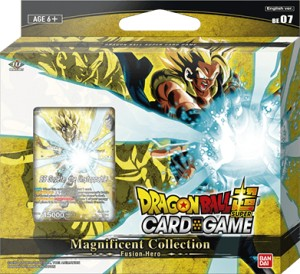 DRAGON BALL SUPER CARD GAME Magnificent Collection-Fusion Hero