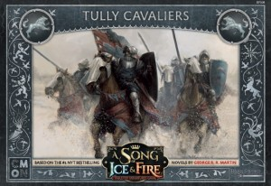 A Song of Ice & Fire:  Tully Cavaliers