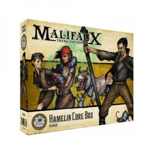 Malifaux: Hamelin Core Box