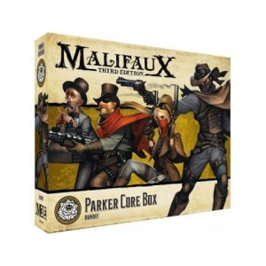 Malifaux: Parker Core Box