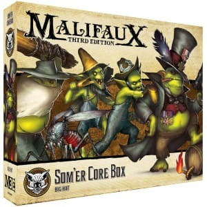 Malifaux: Somer Core Box