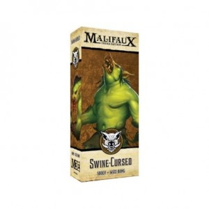 Malifaux: Swine-Cursed