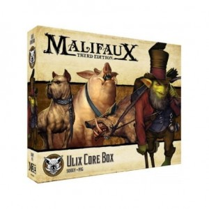 Malifaux: Ulix Core Box