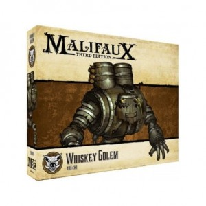 Malifaux: Whiskey Golem