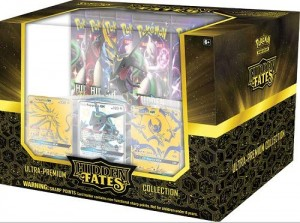 Pokémon TCG: Hidden Fates Ultra Premium Collection