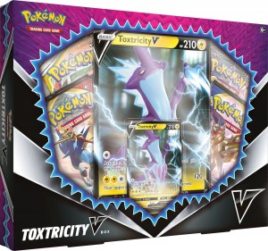 Pokemon TCG: Toxtricity V Box