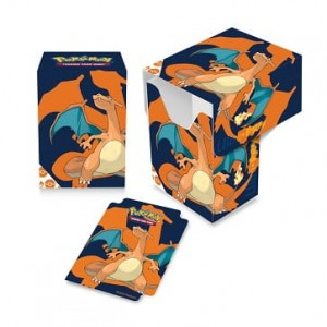 Charizard Deck Box