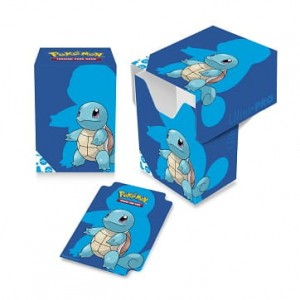 Squirtle Deck Box