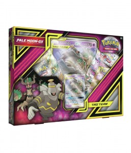 Pokémon TCG: Pale Moon GX Box