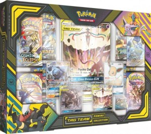 Pokémon TCG: Tag Team Powers Collection Espeon & Deoxys