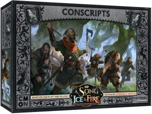 Song of Ice & Fire: Night's Watch Conscripts