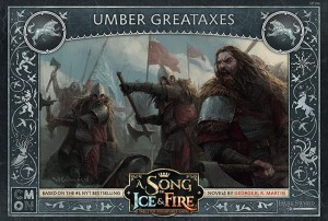 A Song of Ice & Fire: Umber Greataxes