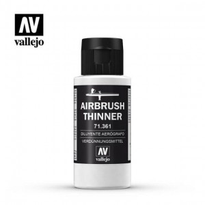 Vallejo Game Air - Airbrush Thinner 71.161 200ml.