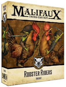 Malifaux: Rooster Riders