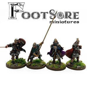 Saga: Late Saxon Huscarls Command
